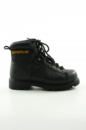 Caterpillar Combat Boots black casual look