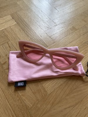 Chimi Oval Sunglasses pink-light pink
