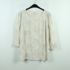 Cath Kidston Blouse en soie beige clair-vieux rose soie