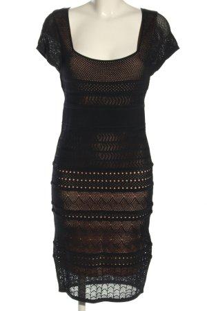 Catherine Malandrino Shortsleeve Dress black casual look