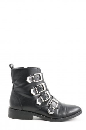 Catwalk Ankle Boots schwarz Casual-Look