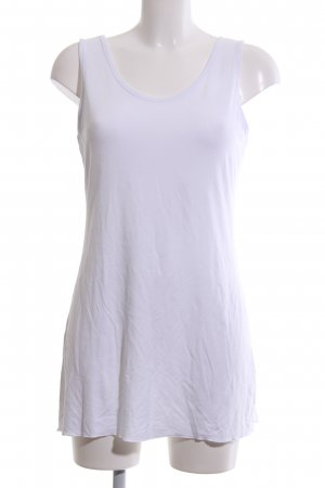 Catwalk Basic Top white casual look