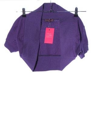 Catwalk Bolero lilac casual look