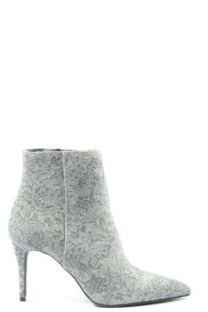 Catwalk Bottillons gris clair style décontracté