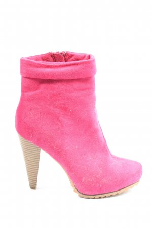 Catwalk Booties pink casual look