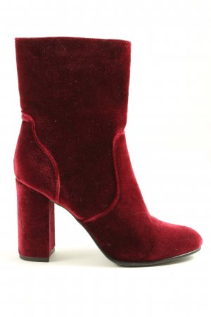 Catwalk Booties rot Business-Look