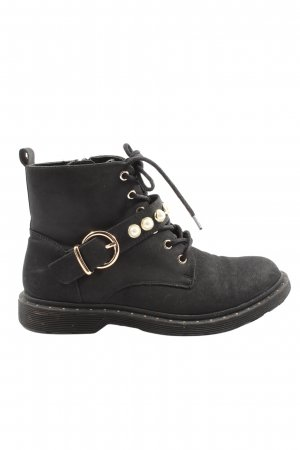 Catwalk Chukka boot noir style décontracté