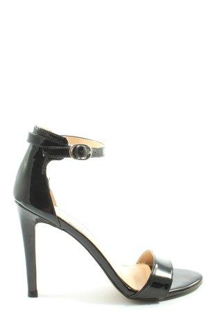Catwalk High Heels black casual look