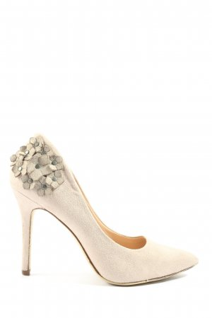Catwalk High Heels creme Elegant