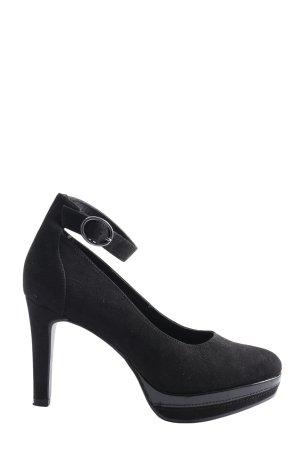 Catwalk High Heels schwarz Elegant