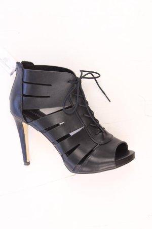 Catwalk High Heels Größe 39 schwarz
