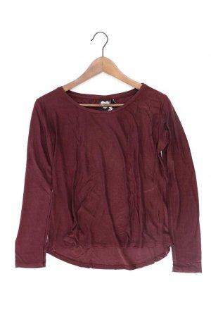 CATWALK JUNKIE Oversized Shirt lilac-mauve-purple-dark violet copper rayon