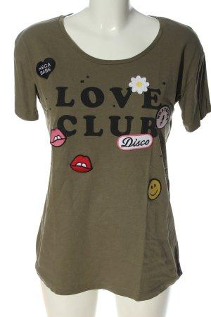 CATWALK JUNKIE T-Shirt Motivdruck Casual-Look