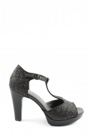 Catwalk Peep Toe Pumps black elegant