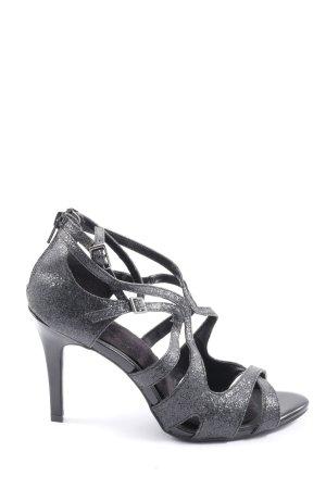 Catwalk Peep Toe Pumps light grey casual look
