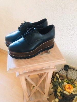 Catwalk Lace Shoes black