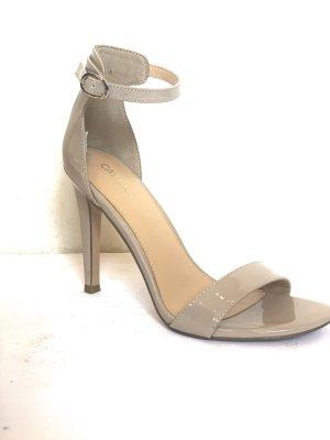 Catwalk Riemchen Sandaletten beige neu ungetragen