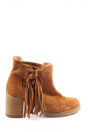 Catwalk Slip-on Booties light orange casual look