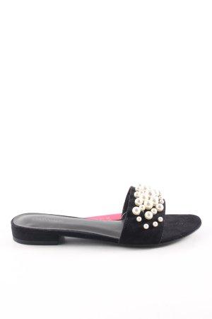 Catwalk Pantofola nero stile casual