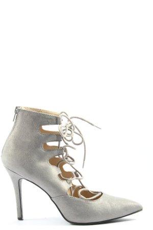 Catwalk Stiletto gris clair style décontracté