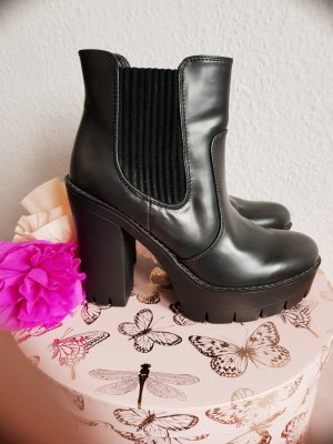 Catwalk Platform Boots multicolored