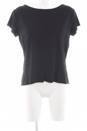 Catwalk T-Shirt schwarz Casual-Look