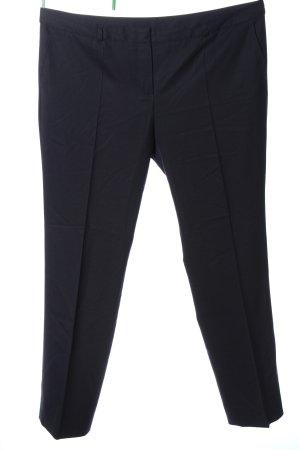 Cavallaro Napoli Pantalón de vestir azul estilo «business»