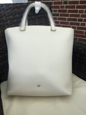 Cavalli Handbag natural white