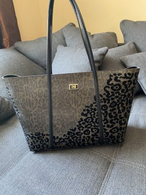 Cavalli Shopper black-anthracite