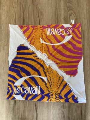 Just cavalli Neckerchief multicolored cotton