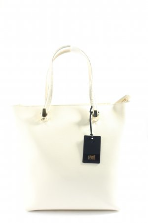 Cavalli Sac Baril blanc style d'affaires