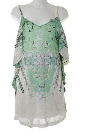 Cavalli Mini-jurk veelkleurig elegant