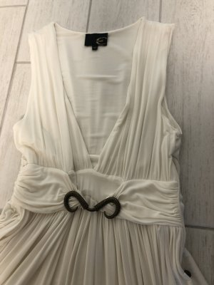 Cavalli Pinafore dress cream