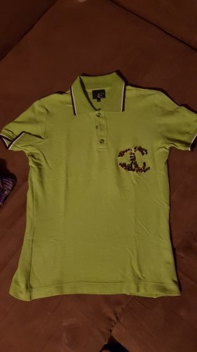 Cavalli Polo shirt khaki