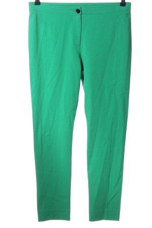 Cavalli Stretch broek groen casual uitstraling