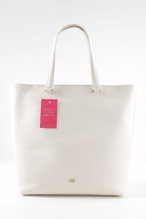 Cavalli Torebka typu tote biały W stylu biznesowym