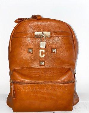 Cayler & Sons Daypack cognac-coloured-brown