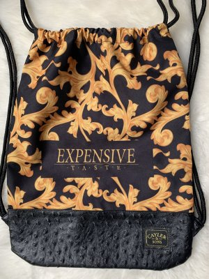 Cayler & Sons Pouch Bag black-gold-colored