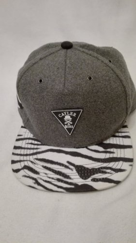 Cayler & Sons Cap in grau