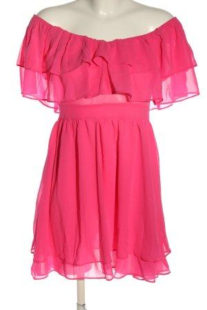 CBR Sukienka koszulowa różowy Elegancki