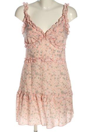 CBR Sukienka koszulowa Na całej powierzchni Elegancki
