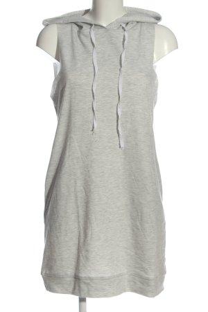 CBR Sukienka mini jasnoszary Melanżowy W stylu casual