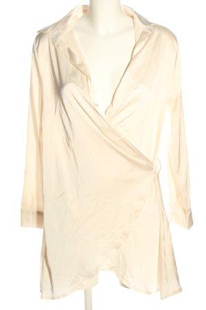 CBR Kopertowa bluzka kremowy W stylu casual