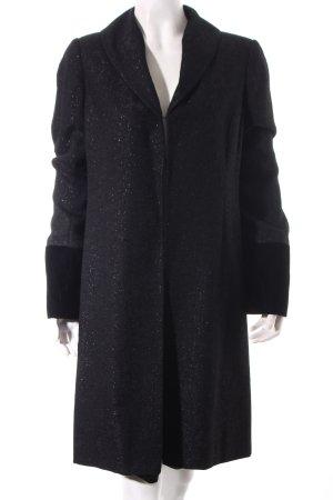 CCDK Long-Blazer schwarz Elegant