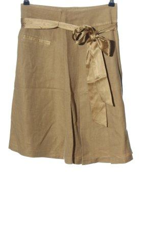 CCDK Spódnica midi brązowy W stylu casual