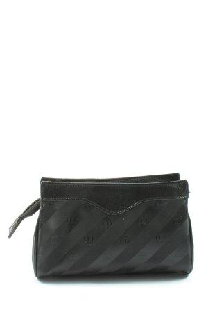 CD Makeup Bag black casual look
