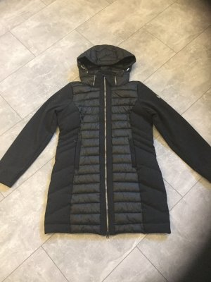 Cecil Quilted Coat black