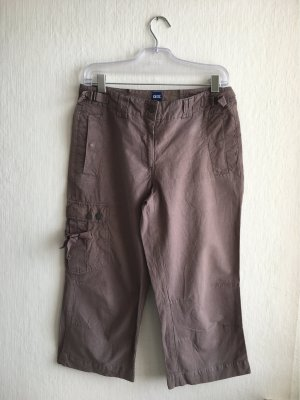 Cecil Cargo Pants grey brown