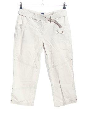 Cecil 3/4-broek wit casual uitstraling