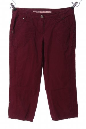 Cecil 3/4-Hose rot Casual-Look